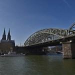 COLONIA – Il maestoso Duomo gotico sul fiume Reno