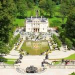CASTELLO DI LINDERHOF – Il piccolo e sfarzoso rifugio di Ludwig II nella foresta bavarese