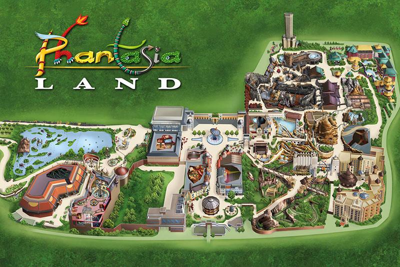 Parco Phantasialand