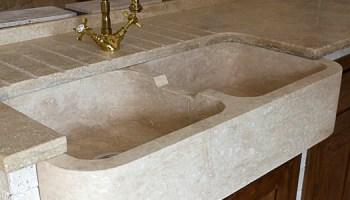 Piano cucina e lavabo in marmo – Lavandino in Marmo