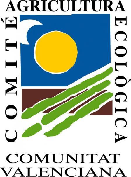 Sello del Comité de Agricultura Ecològica de la Comunitat Valenciana (solo certifica que el producto es ecológico, no que es valenciano)