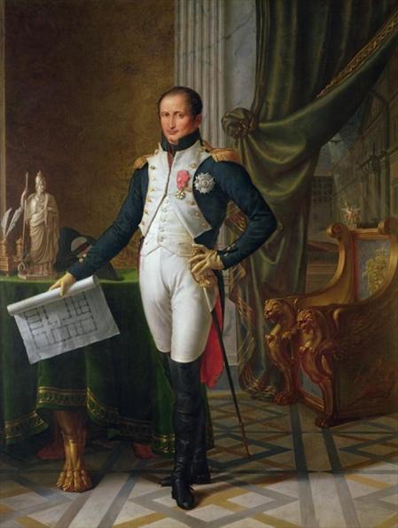 Jose I fue nombrado rey de España por su hermano Napoleón.