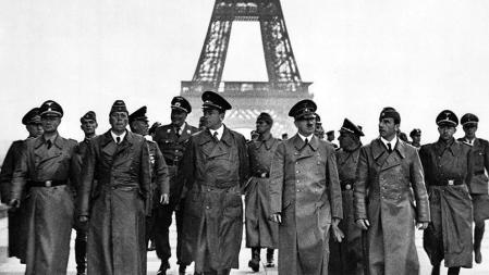 Hitler en París, 1940