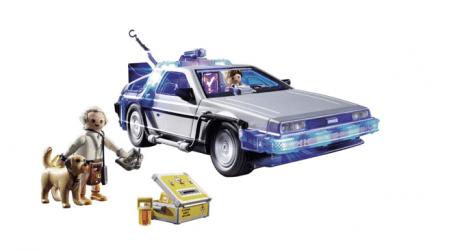 Playmobil Regreso al Futuro