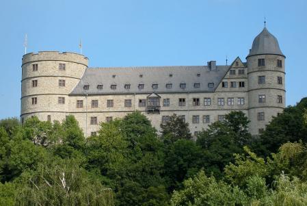 El castillo de Wewelsburg.