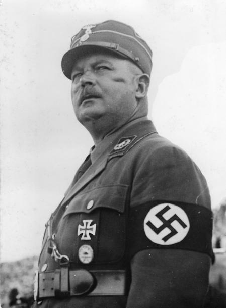 Ernst Röhm, ejecutado por los nazis por su homosexualidad