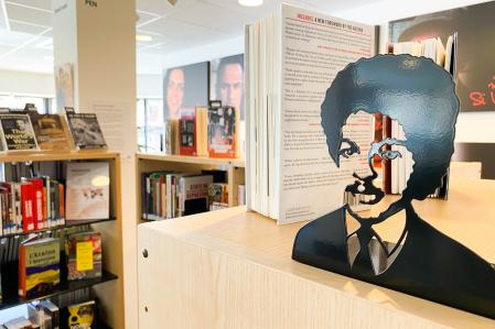 Imagen de la biblioteca