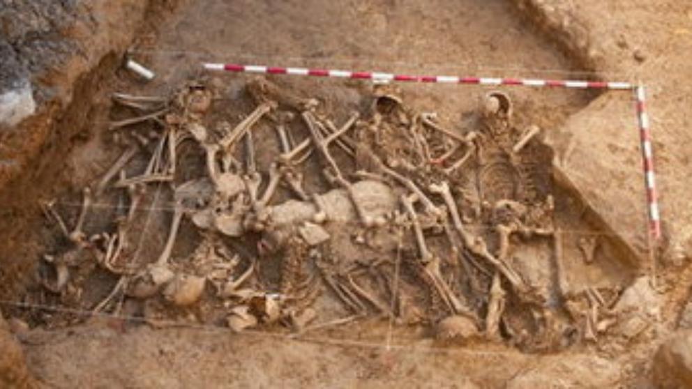 Un estudio pionero de análisis genético ayudará a identificar los restos de la Guerra Civil