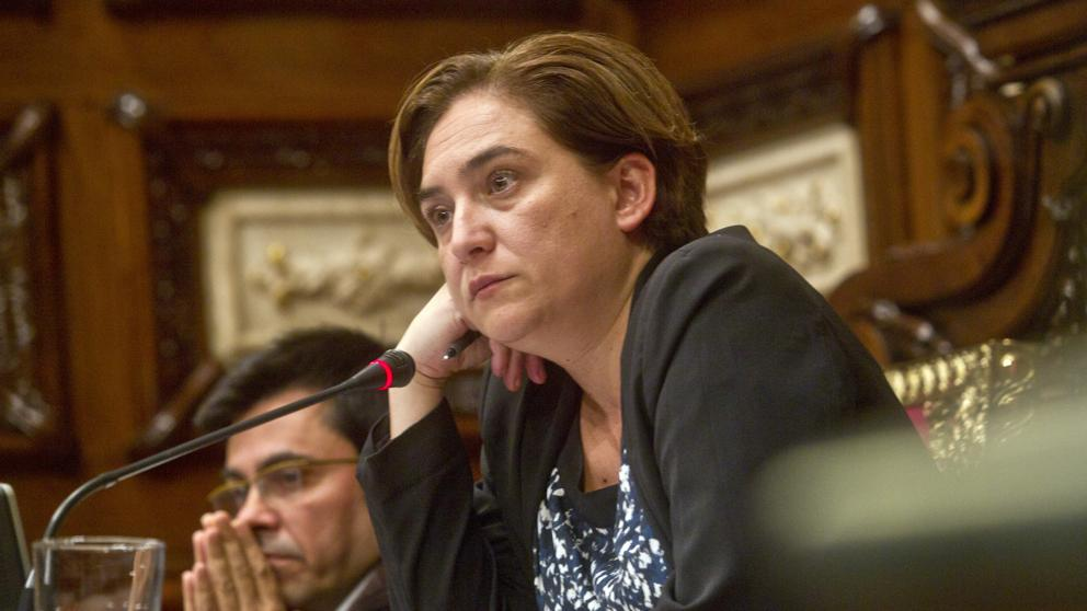 Colau solo declara 5.500 euros en cuentas bancarias en el nuevo portal de transparencia del Ayuntamiento