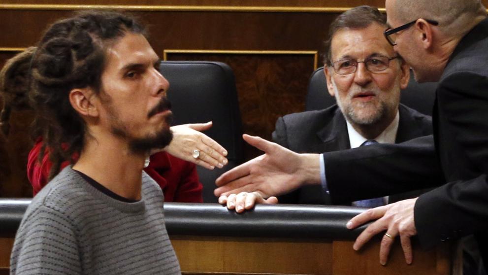 """Celia Villalobos sobre los diputados con rastas: """"Que no me peguen piojos"""""""