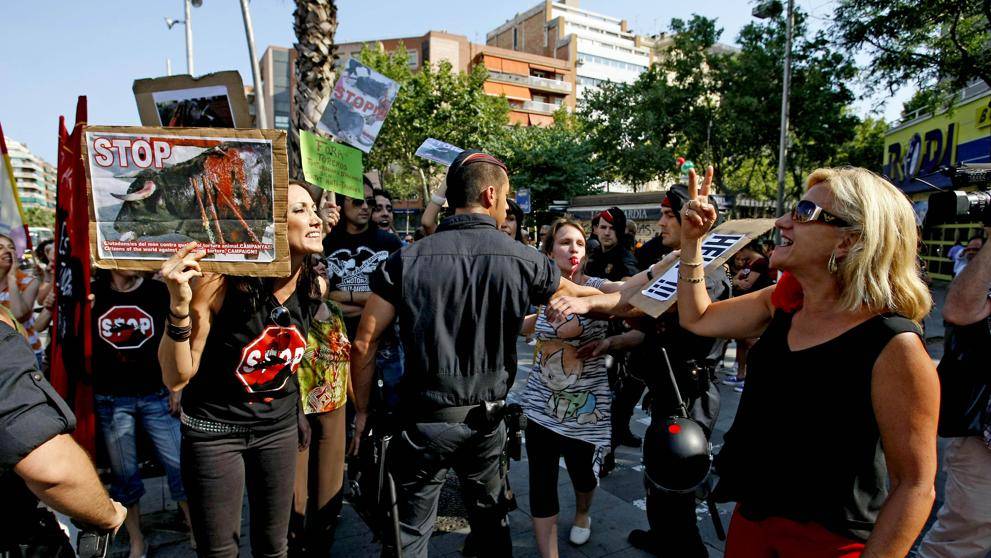 Cerca del 60% de los españoles se oponen a la tauromaquia