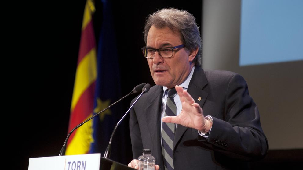 París, primer viaje oficial de Mas como expresident