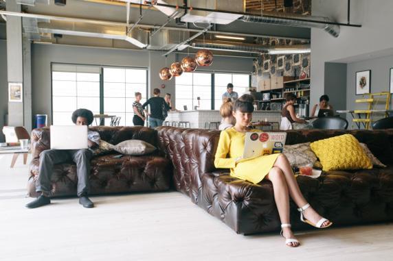 Emprendedores y nómadas digitales se encuentran en un lugar que une el trabajo y la vida