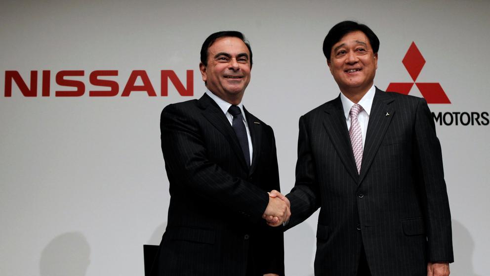 Nissan comprará el 34% de Mitsubishi y será su principal accionista