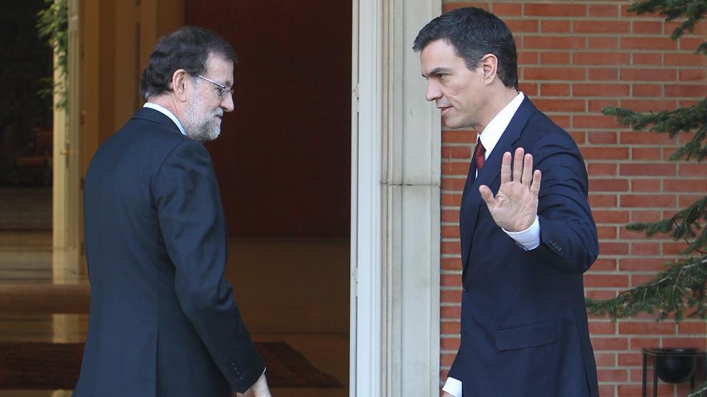 """El PSOE rechaza un pacto con el PP """"de fondo y para siempre"""" y ve a Podemos como """"aliado"""""""