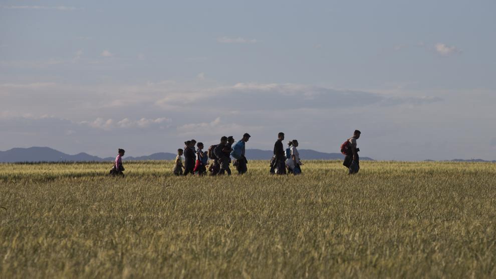 El negocio de los refugiados: los traficantes ingresan más de 4.000 millones con el tráfico de personas a Europa