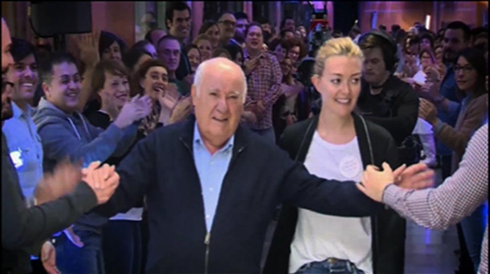 Amancio Ortega dona 40 millones de euros para la lucha contra el cáncer