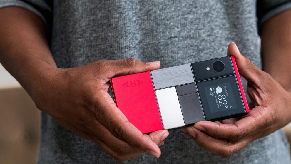 Sí, el smartphone modular de Google está oficialmente listo para venderse