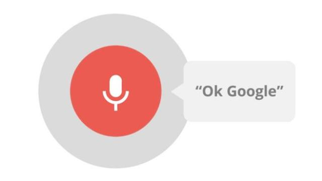La funcionalidad de reconocimiento de voz 'OK, Google'