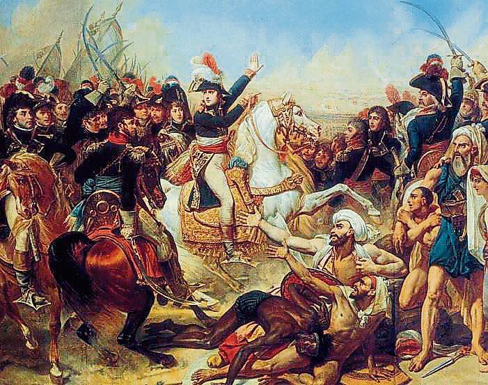 El origen. La masonería se introdujo en tierras islámicas tras la invasión de Egipto por Napoleón