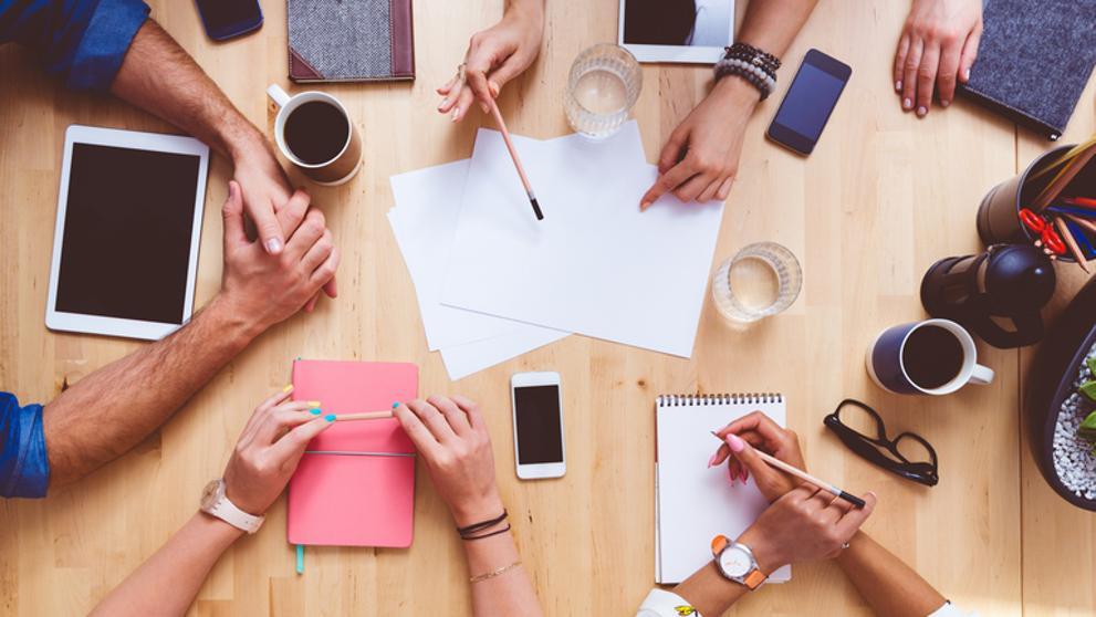 Cómo crear un equipo de personas productivas