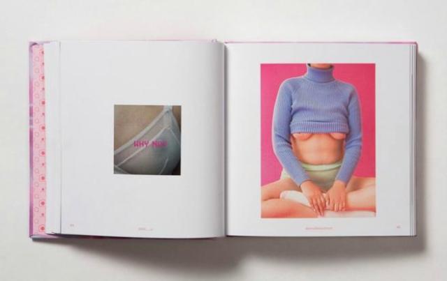 Imágenes censuradas de Instagram que forman el libro 'Pics or It Didn't Happen'