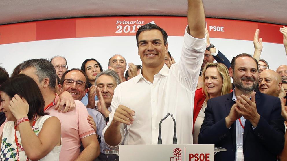 La renovación que planea Pedro Sánchez en el PSOE