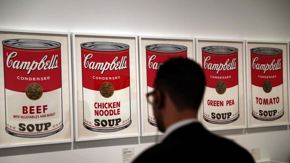 El CaixaForum de Barcelona se llena del arte pop y el glamur de Warhol