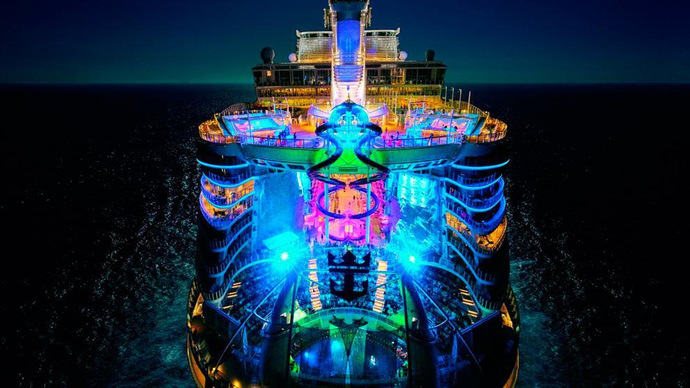 Symphony of the Seas, el crucero más grande del mundo navegará en 2018