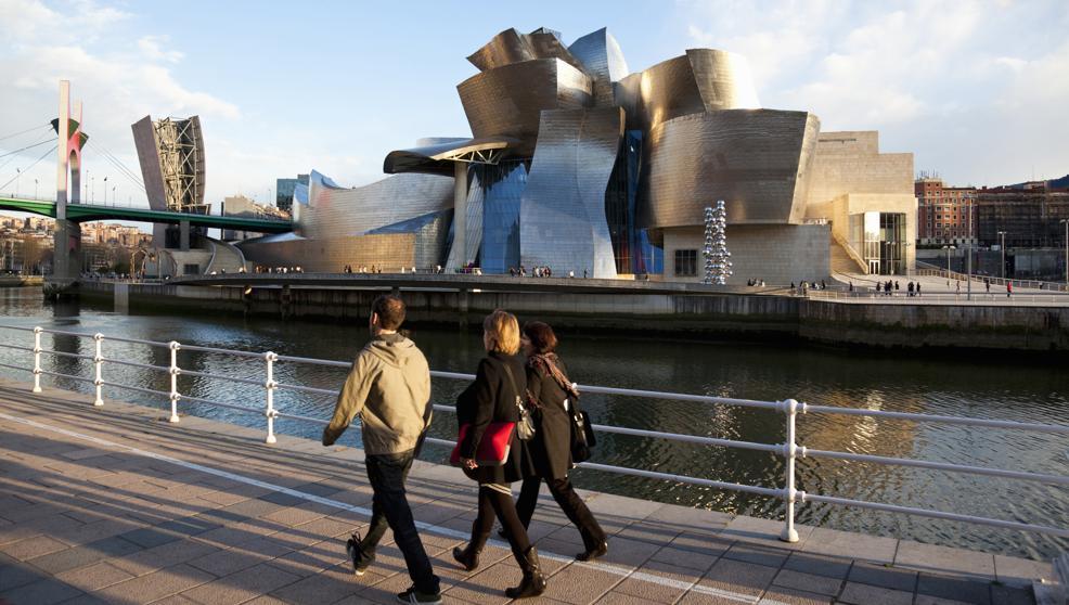 Bilbao, galardonada en Londres como mejor ciudad europea 2018