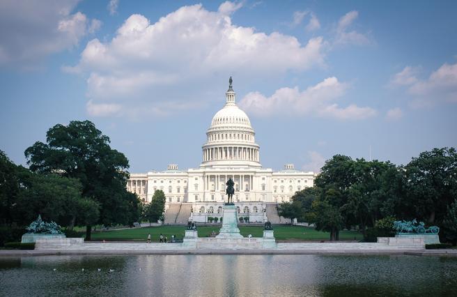 Capitolio de los Estados Unidos, Washington DC