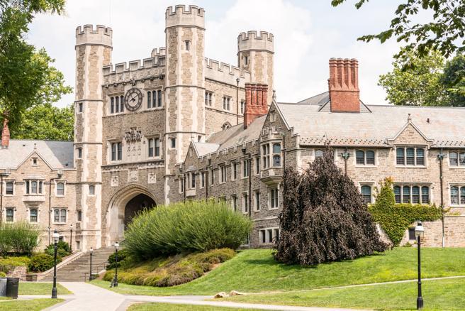 Universidad de Princeton, Nueva Jersey