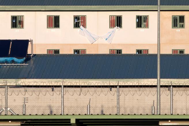 Vista del Centro Penitenciario Málaga II ubicado en Archidona