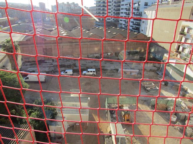 Vistas de uno de los futuros pisos a Can Batlló
