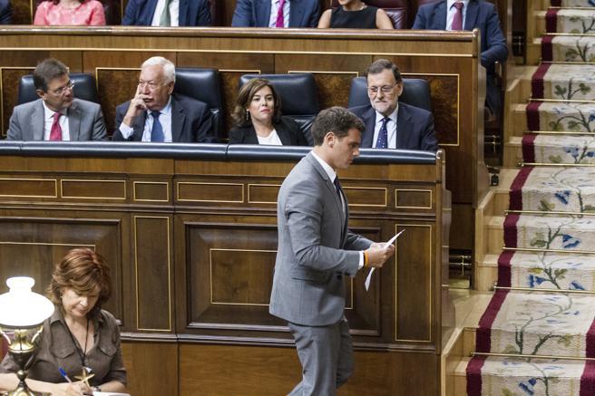 Los votantes del PP ven en Rivera a un candidato con un futuro adecuado para España