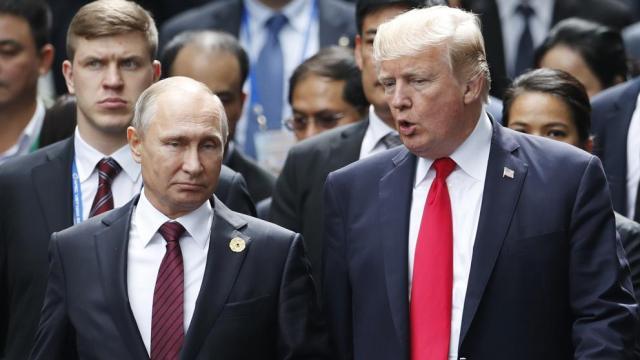 EE.UU. publica la 'lista Putin' con 96 oligarcas y 114 altos funcionarios rusos