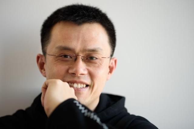 Changpeng Zhao, al frente de Binance