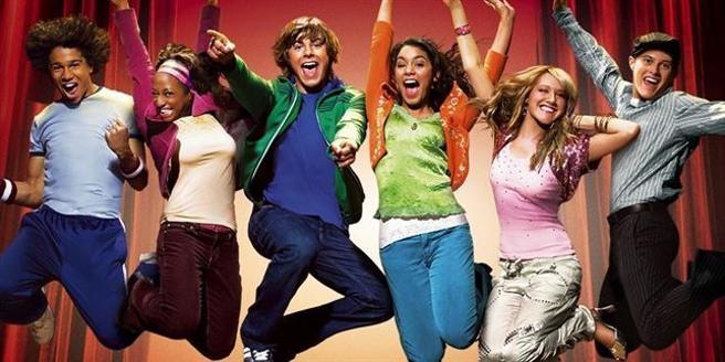 Cartel de 'High School Musical'