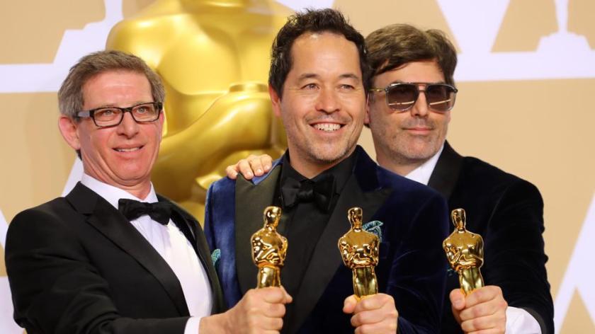 Oscars 2018: Todos los ganadores de la 90 edición