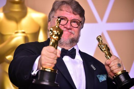 El mexicano Guillermo del Toro gana el Oscar a mejor director