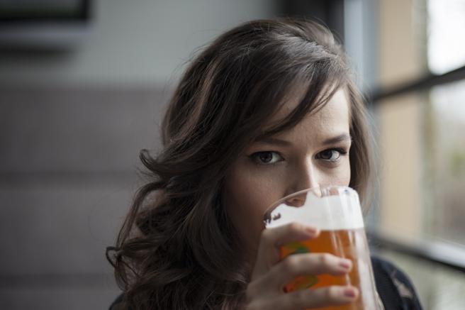 La cerveza contrarresta la sensación del picor