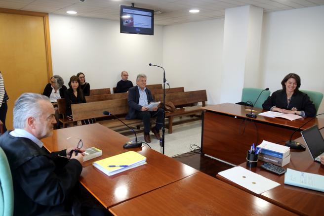 La vista para resolver las medidas cautelares solicitadas por el Ministerio de Defensa sobre la participación del Ejército en el Expojove