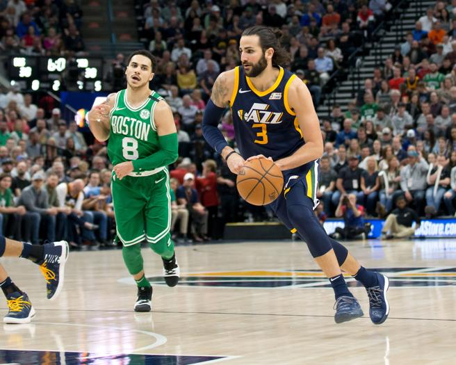 97-94. Los Utah Jazz caen ante los Boston Celtics