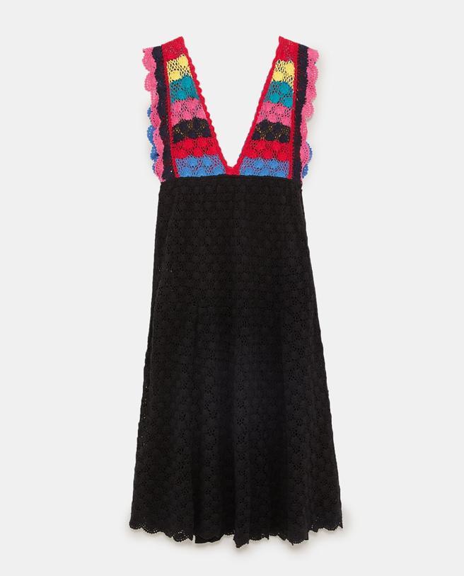Vestido crochet limited edition de Zara