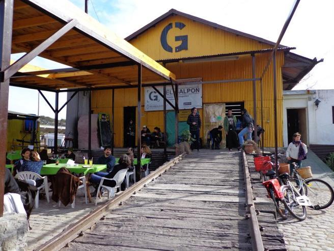 El Galpón - Centro comunal de abastecimiento (Buenos Aires)