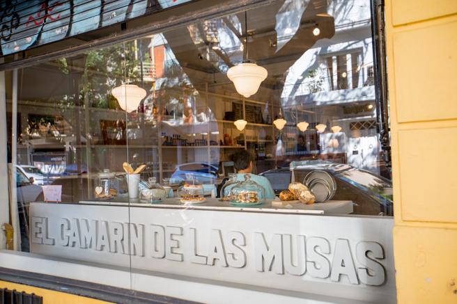 Unos de los teatros alternativos de Buenos Aires es el Camarín de las Musas