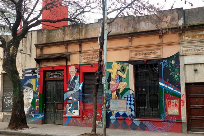El Boliche de Roberto, un clásico de Buenos Aires