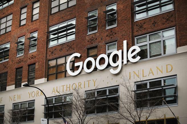 Oficinas de Google en Nueva York