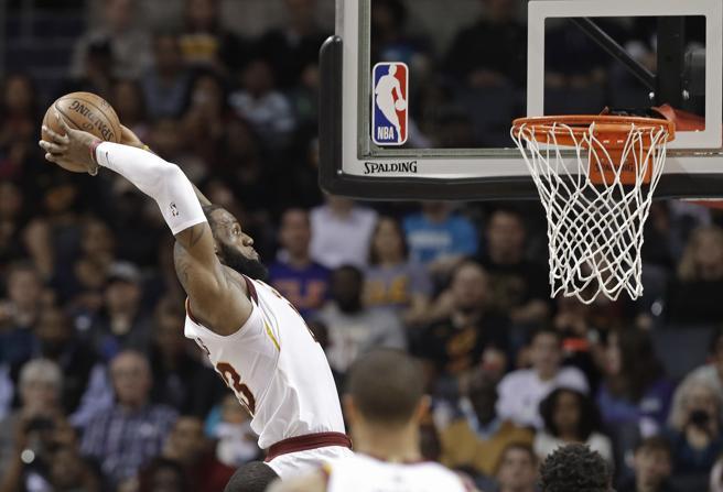 Los Cleveland Cavaliers reciben a los Toronto Raptors