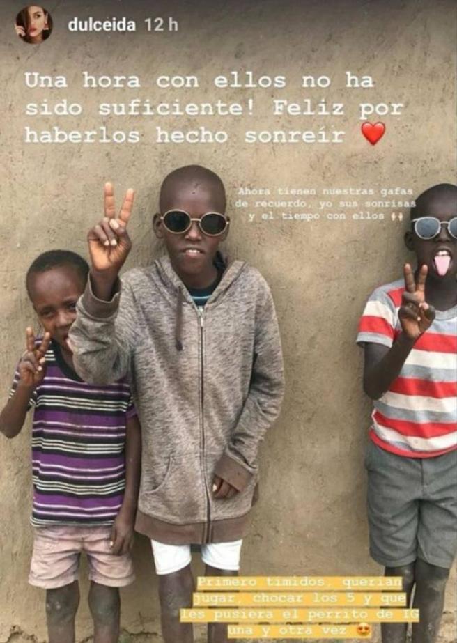 Foto compartida por Dulceida en Insta Stories